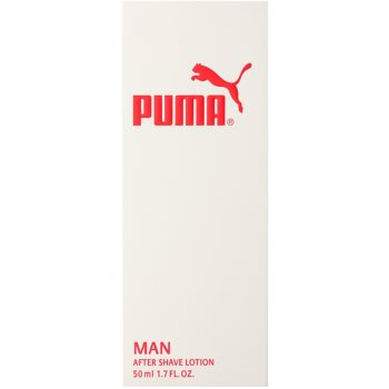 Puma Red and White after shave para homens 3