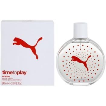Poza Puma Time To Play Eau de Toilette pentru femei 90 ml