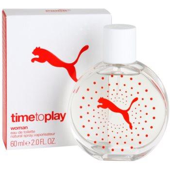 Puma Time To Play toaletna voda za ženske 1