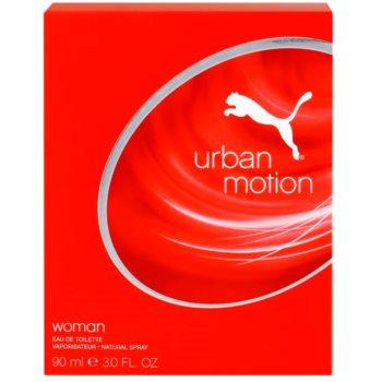 Puma Urban Motion Woman eau de toilette nőknek 4