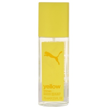 Puma Yellow Woman dezodorant v razpršilu za ženske