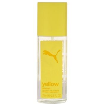 Puma Yellow Woman дезодорант з пульверизатором для жінок