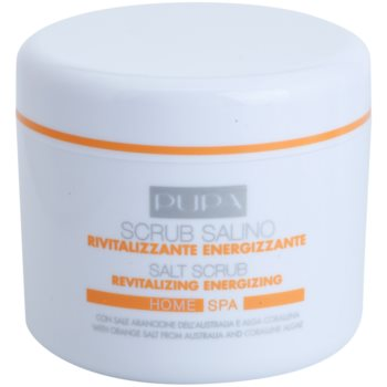 Pupa Home SPA Revitalizing Energizing revitalisierendes Peeling