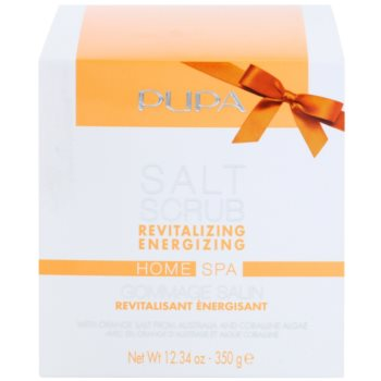 Pupa Home SPA Revitalizing Energizing revitalisierendes Peeling 1