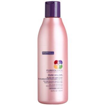 Pureology Pure Volume krem zwiększający objętość do delikatnych włosów farbowanych