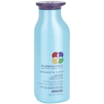 Pureology Strength Cure sampon fortifiant pentru par deteriorat si vopsit