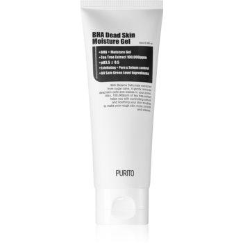 Purito BHA Dead Skin Moisture gel exfoliant de curatare cu efect de hidratare