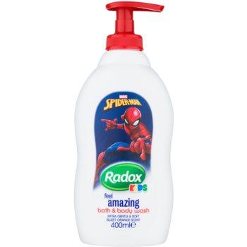 Radox Kids Feel Amazing gel de dus si baie