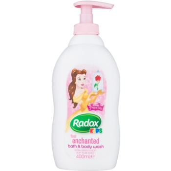 Radox Kids Feel Enchanted gel de dus si baie