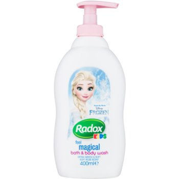 Radox Kids Feel Magical gel de dus si baie