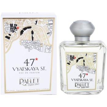 Rallet 47 St Vyatskaya Eau de Parfum für Damen