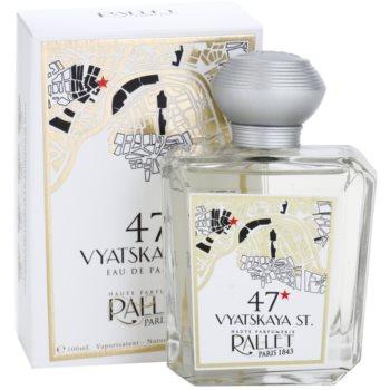 Rallet 47 St Vyatskaya Eau de Parfum für Damen 1
