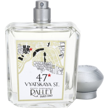 Rallet 47 St Vyatskaya Eau de Parfum für Damen 3