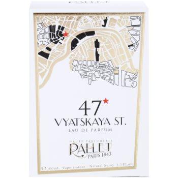 Rallet 47 St Vyatskaya Eau de Parfum für Damen 4