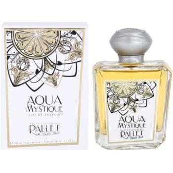 Rallet Aqua Mystique парфумована вода для жінок