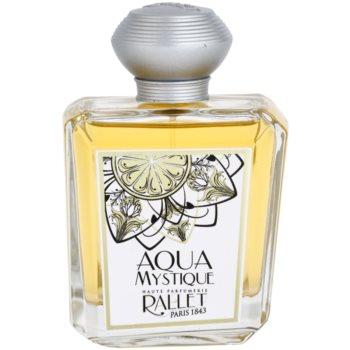 Rallet Aqua Mystique парфумована вода для жінок 2