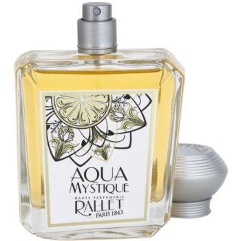 Rallet Aqua Mystique парфумована вода для жінок 3