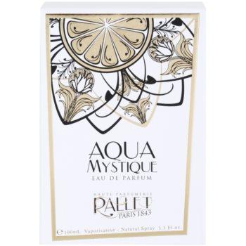 Rallet Aqua Mystique парфумована вода для жінок 4