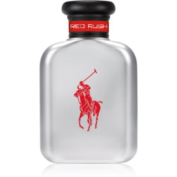 Ralph Lauren Polo Red Rush eau de toilette pentru barbati 75 ml