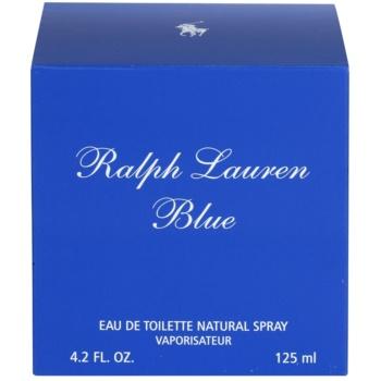 Ralph Lauren Ralph Lauren Blue toaletní voda pro ženy 4