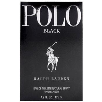 Ralph Lauren Polo Black Eau de Toilette for Men 4