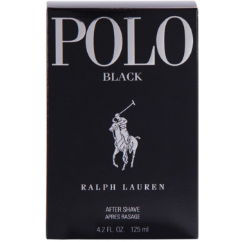 Ralph Lauren Polo Black After Shave Lotion for Men 3