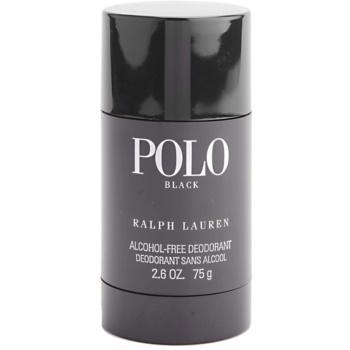 Ralph Lauren Polo Black deostick pro muže 75 ml