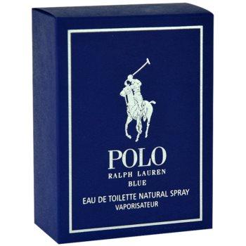 Ralph Lauren Polo Blue Eau de Toilette pentru barbati 1
