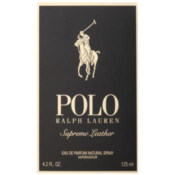 Ralph Lauren Polo Supreme Leather Eau de Parfum für Herren 5