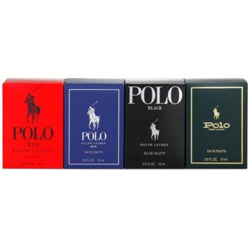 Ralph Lauren The World of Polo Fragrances coffret presente 2