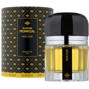 Ramon Monegal Mon Cuir парфюмна вода унисекс 1