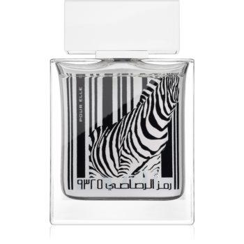 Rasasi Rumz Al Rasasi Zebra Pour Elle eau de parfum pentru femei