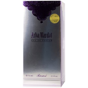 Rasasi Arba Wardat parfumska voda uniseks 4