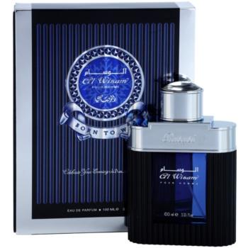 Rasasi Al Wisam Evening Eau de Parfum für Herren 1