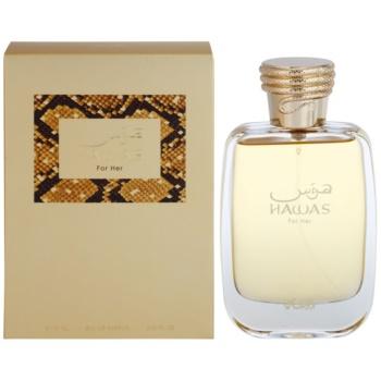 Rasasi Hawas For Her Eau De Parfum pentru femei