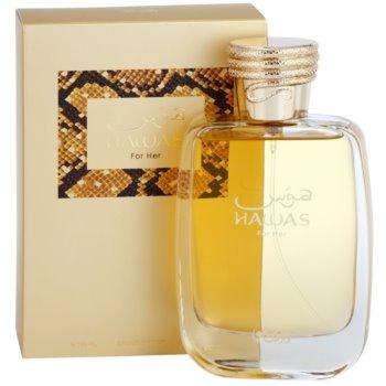 Rasasi Hawas For Her Eau De Parfum pentru femei 2