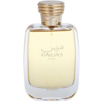 Rasasi Hawas For Her Eau De Parfum pentru femei 3