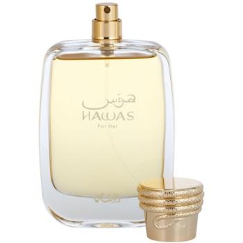 Rasasi Hawas For Her Eau De Parfum pentru femei 4