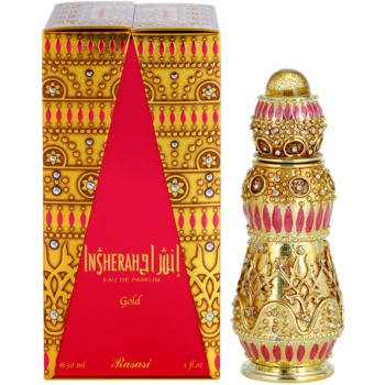 Rasasi Insherah Gold Eau de Parfum unisex