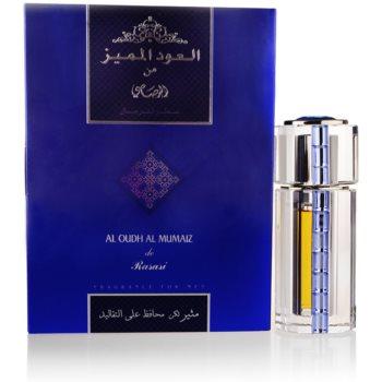 Rasasi Al Oudh Al Mumaiz for Men Eau De Parfum pentru barbati 35 ml