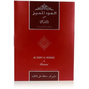 Rasasi Al Oudh Al Mumaiz for Women Eau de Parfum für Damen 4