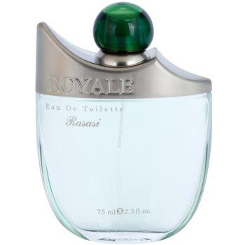 Rasasi Royale Pour Homme eau de parfum pentru barbati 75 ml