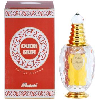 Rasasi Oudh Siufi parfémovaná voda unisex
