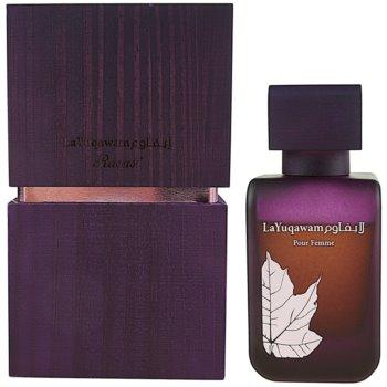 Rasasi La Yuqawam Eau de Parfum para mulheres