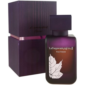 Rasasi La Yuqawam Eau de Parfum para mulheres 1