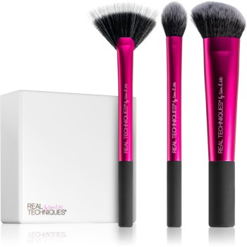 Real Techniques Original Collection Finish set de cosmetice II. pentru femei