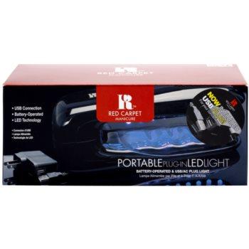 Red Carpet Portable ультрафіолетова світлодіодна лампа для нігтів 2