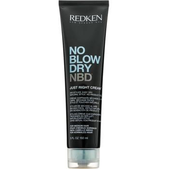 Redken No Blow Dry cremă de coafat cu uscare rapidă