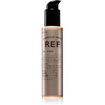 REF Styling Haarcreme für flexible Wellen 125 ml