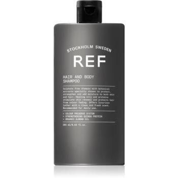 REF Hair & Body gel de dus si sampon 2in1